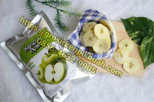 Grosir keripik buah apel