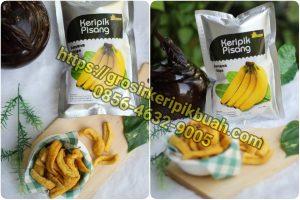 Grosir keripik buah pisang