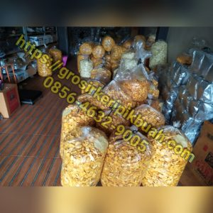 Pabrik Keripik nangka di Malang